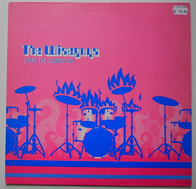 """12"""" Uk**the Wiseguys - Start The Commotion (Wall Of Sound '98)***17983"""