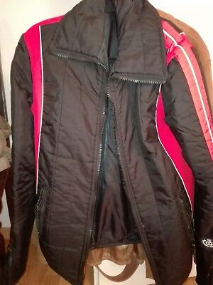 vintage 70`s Skijacke Winter oldschool ski retro anorak jacket L/Xl