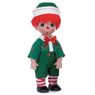 Precious Moments 12 Inch Doll, 'Raggedy Wishes', Boy. New with Tag, 4722