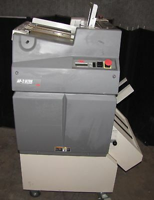 Gbc General Binding Coporation Ap-2 Ultra Automatic Punch  (#2379)