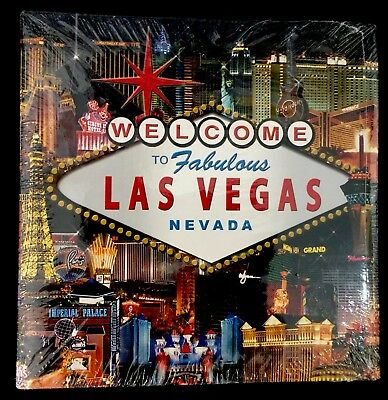 New Las Vegas photo album - Perfect Bachelor / Bachelorette Party Gift!
