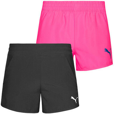 PUMA Active Dry Essentials Mädchen Shorts Sporthose Trainings Hose 838881 Short