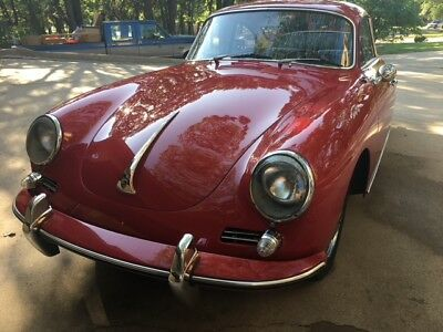 1964 Porsche 356 C Original Beautiful Classic