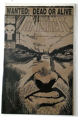 The Punisher #57: America's Most Hunted(1991, Marvel) NM