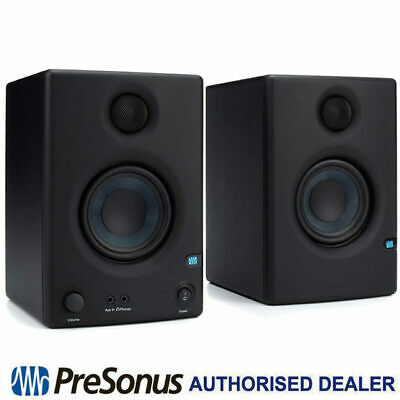 "Presonus Eris E3.5 Studio Monitors pair 2 way 3.5 "" Speakers"