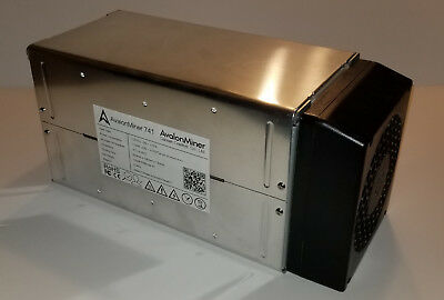USED Canaan Avalon 741 8TH/s ASIC Bitcoin Miners SHA-256