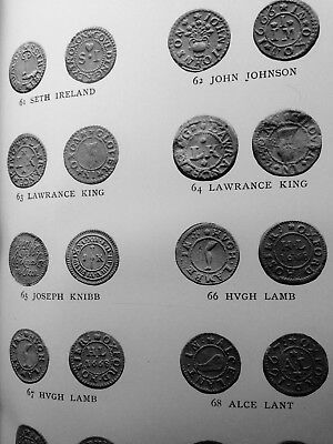 Oxford Tradesmen's Tokens (inc Joseph Knibb) + other important Oxford info