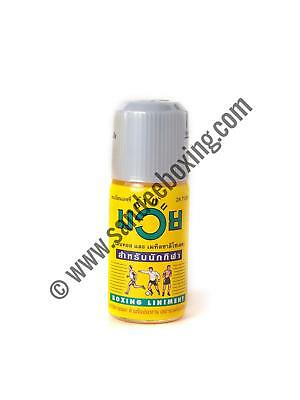 Thai Boxing Linament Oil 120cc Muay Thai Boxing