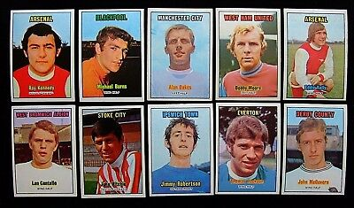 CARDTOON CREATIONS-FULL SET CHAMPIONSHIP CHAMPIONS 05/06 READING FC M25 CARDS