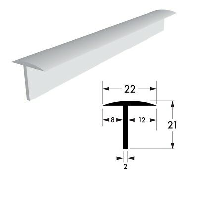 Aluminium Lap Plate Unequal T Tee Section Joint Section