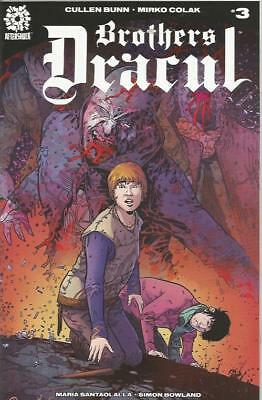 BROTHERS DRACUL (2018) #3 - New Bagged (S)
