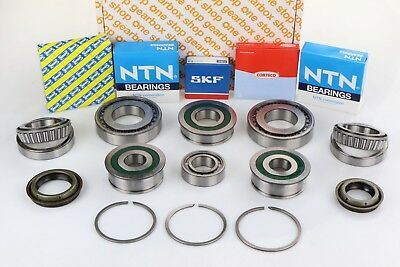 Bearing And Oil Seal Rebuild Kit M40 6 Speed Gearbox Fiat Peugeot Citroen 3.0 D