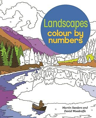 Colour by Numbers - Landscapes