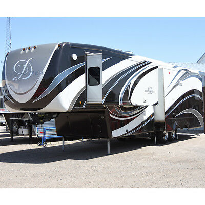 2014 DRV Elite Suites 38' 5th Wheel RV Trailer 38RSSB3 Luxury RV