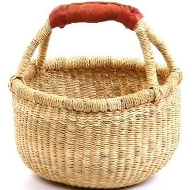 "7""-9"" Across SMALL African Basket 