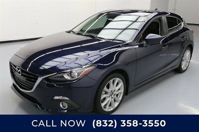 Mazda Mazda3 s Grand Touring Texas Direct Auto 2016 s Grand Touring Used 2.5L I4 16V Automatic FWD Hatchback