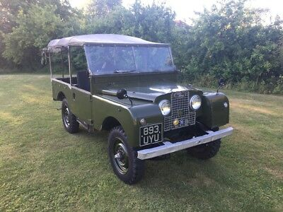 Land Rover Series 1 One 86 Inch