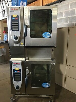 Rational Electric SelfCooking Center Oven Model SCC61G Electric/Natural Gas, PSU