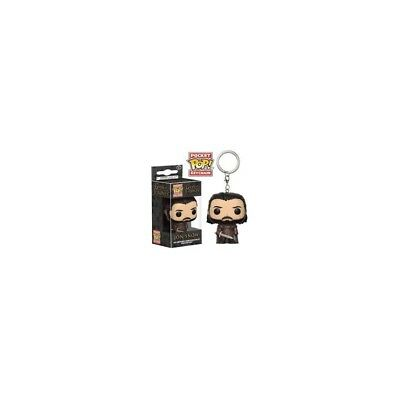 Porte Clés Funko POP Game Of Thrones Jon Snow King In The North
