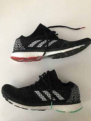 super popular 639cf 68f78 Adidas Adizero Prime Boost LTD Black Ultra Boost Mens Size 10