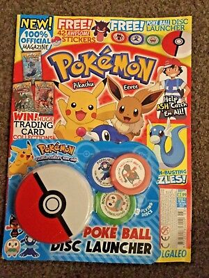 Pokemon Magazine Issue 3