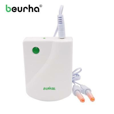 BioNase Nose Rhinitis Sinusitis Cure Therapy Massage Hay fever Low Pulse Laser