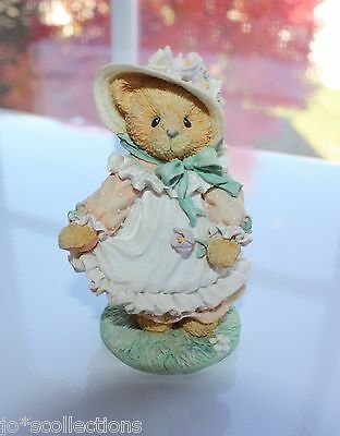 "Enesco Corp. Cherished Teddies. #103764. ""hope"" Our Love Is Ever..."". 1994."