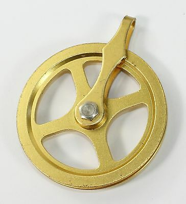Brass Pulley For Clock Cable -1-3/4 Inch - Ll23