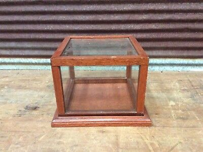 1950-60s SMALL COUNTER TOP SHOWCASE DISPLAY CASE General Store COUNTRY