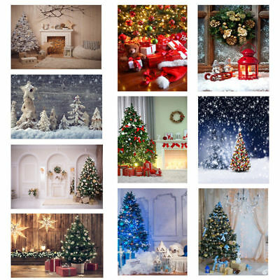 2018 New Year's Photography Background For Studio Photo Props Backdrop 5x7FT uk