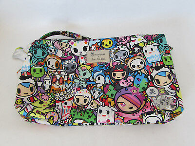 Jujube Ju Ju Be Tokidoki Be Quick wristlet diaper hand bag Iconic 2.0 A