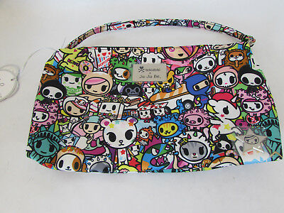 Jujube Ju Ju Be Tokidoki Be Quick wristlet diaper hand bag Iconic 2.0 B
