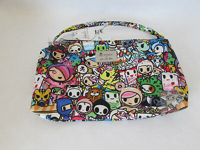 Jujube Ju Ju Be Tokidoki Be Quick wristlet diaper hand bag Iconic 2.0 C