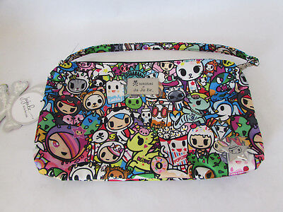 Jujube Ju Ju Be Tokidoki Be Quick wristlet diaper hand bag Iconic 2.0 D