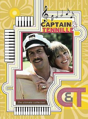 The Captain & Tennille - Ultimate Collection (3 DVD Set), , Very Good DVD, Capta