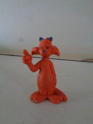 Sylvester 1971 Rubber Toy From Warner Bros. (Cat.#5A026)