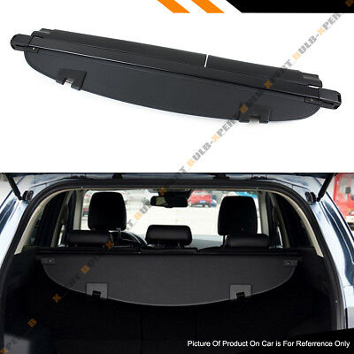 For 2017-18 Mazda CX5 Retractable Trunk Cargo Cover Luggage Shade Shield-Black