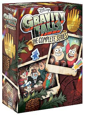 Gravity Falls The Complete Series DVD Box Set New & Sealed Walt Disney