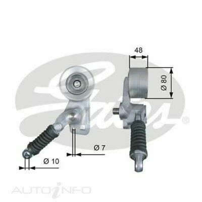 38604 Gs Hd Tensioner - 38604