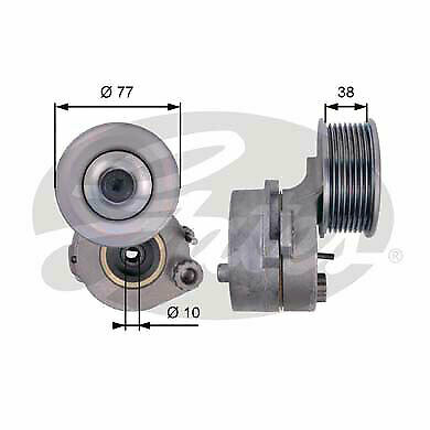 38663 Gs Hd Tensioner - 38663