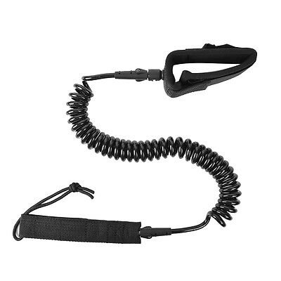 Surfboard SUP Surfing Leash Knöchel Manschette10FT Surfbrett Surfen Leine #DE