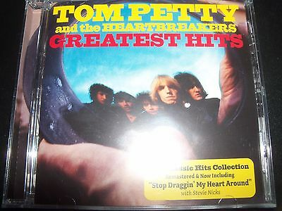 TOM PETTY & THE HEARTBREAKERS Greatest Hits Best Of Aust CD – New