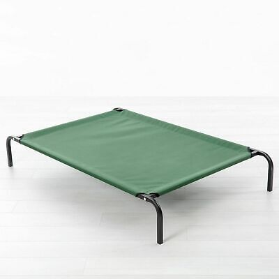 HEAVY DUTY TRAMPOLINE HAMMOCK PET BED Dog Cat Raised Cool Lifted Cot Elevated