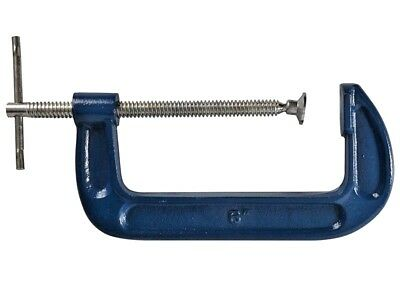 """Heavy Duty G-Clamp 2"""" 3"""" 4"""" 6"""" 8"""" Soft Jaw Pads 50mm 75mm 100mm 200mm G Clamp"""
