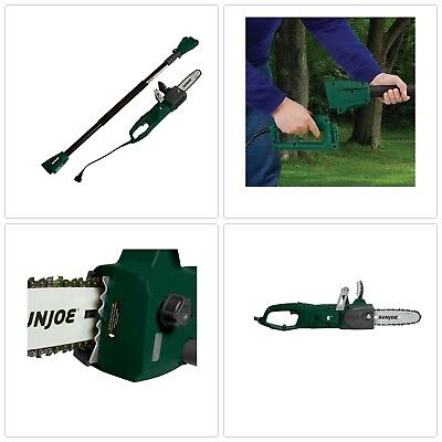 Electric Chainsaw Tree Trimmer Pruner Edger Adjustable Handle Light Weight
