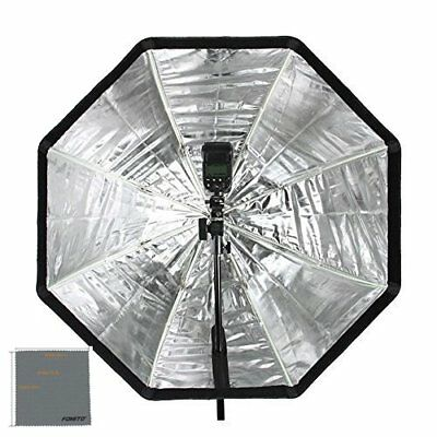 Fomito Studio 120cm/47in Octagon Portable Flash Umbrella Softbox For Speedlite