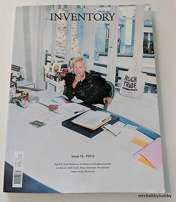 Inventory Magazine  - ISSUE 13-FW15