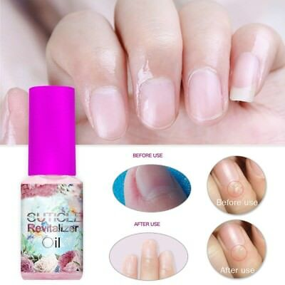 Natural Nourishment Cuticle Revitalizer Nail Oil Treatment Serum Nails Care 8ml