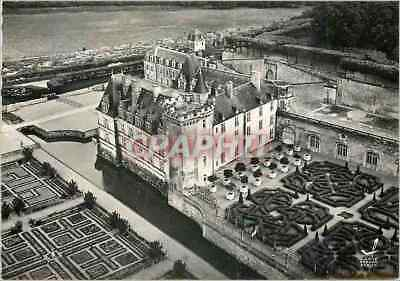 Modern Postcard Villandry (I and L) the castle