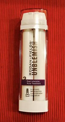Brand New Rodan and Fields Unblemish Dual Intensive Acne Treatment Step 3